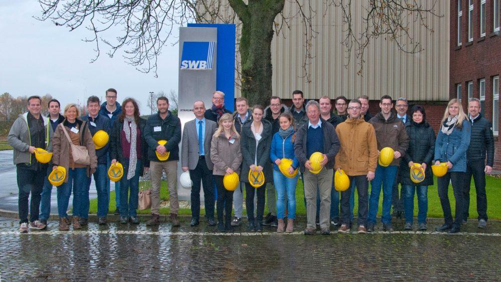BDSV-Stahlrecycling Seminar November 2016 bei der Stahlwerke Bochum GmbH